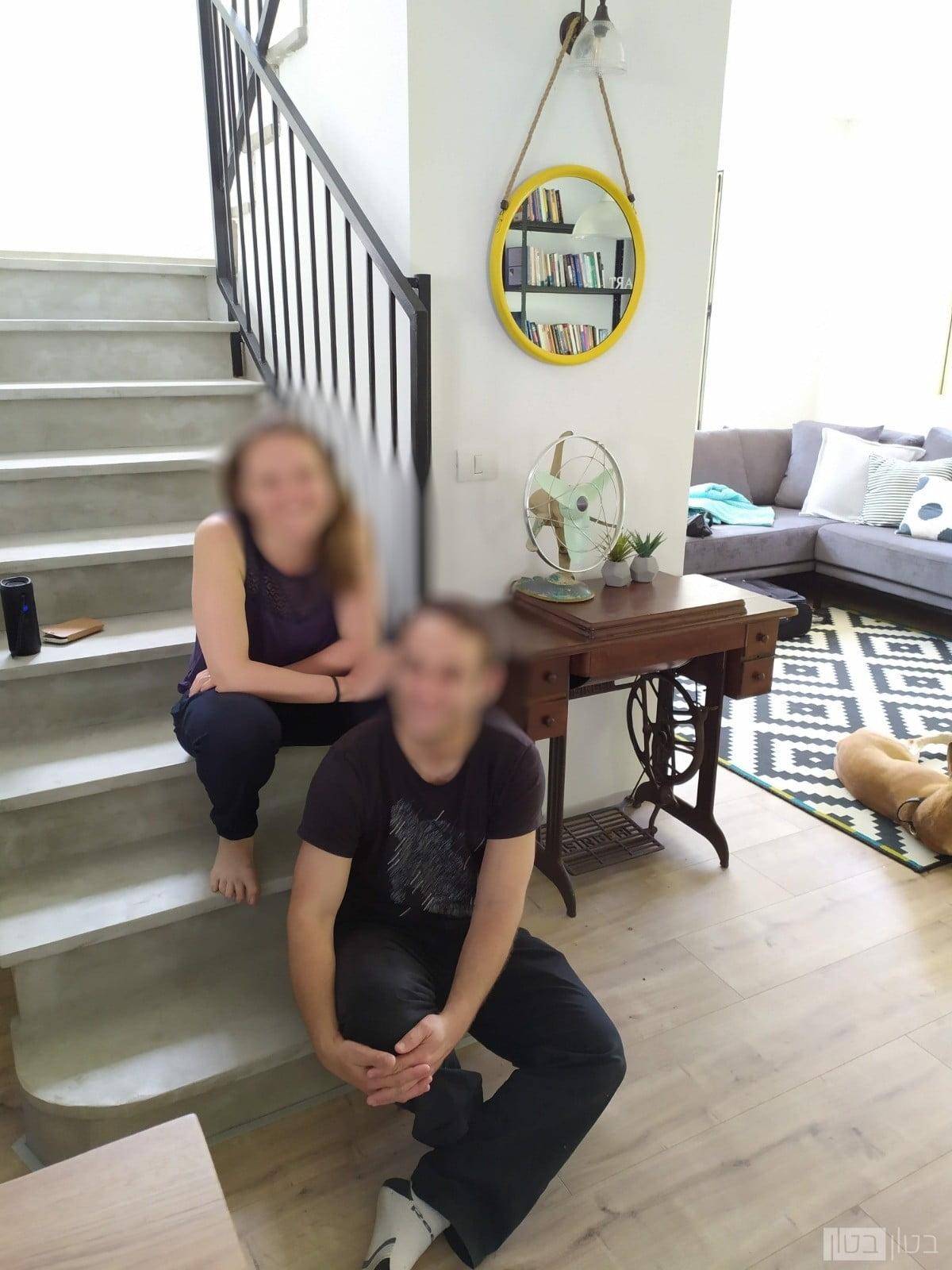 חיפוי מיקרוטופינג בבית מגורים