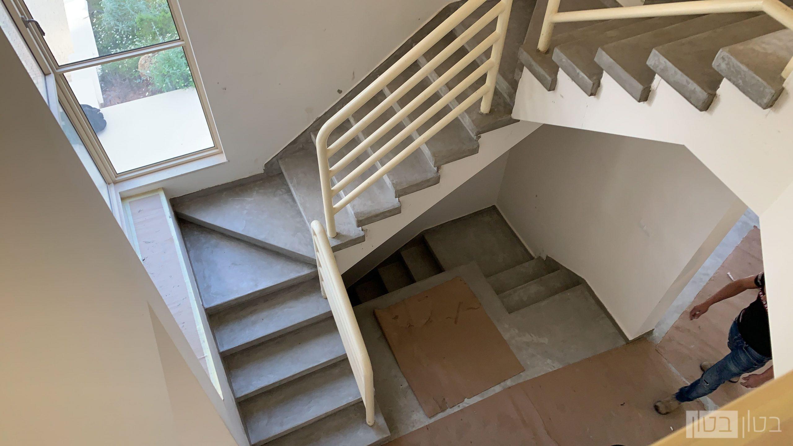 חידוש מדרגות מיקרוטופינג