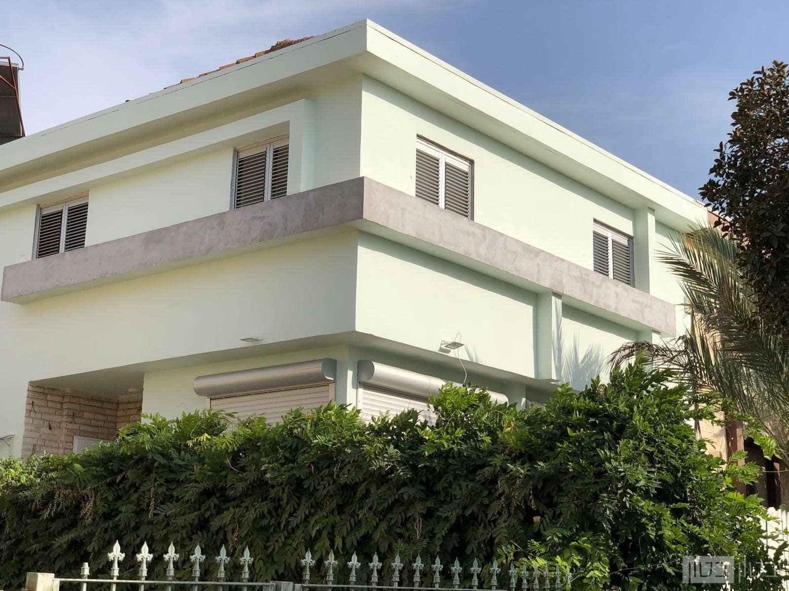 בטון אדריכלי כעיטור לבניין